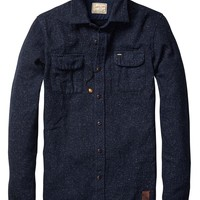 Woollen Winter Shirt - Scotch & Soda