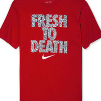 Nike Shirt, Fresh to Death T-Shirt - T-Shirts - Men - Macy's