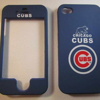 Chicago Cubs iPhone Faceplate
