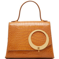 Embossed Croc Harriet Bag | Moda Operandi