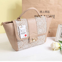 Korean Pattern Tote Bag Shoulder Bags [6581355143]