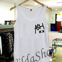 ashton irwin,5 second of summer - Tanktop Unisex Adult S-XL
