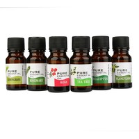 Essential Oils For Aromatherapy Diffusers Pure Essential Oils Organic Body Massage Relax 10ml Fragrance Oil Skin Care#12