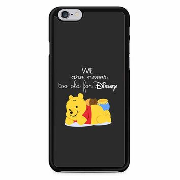 Winnie The Pooh 2 iPhone 6 Case