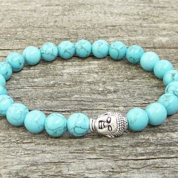Great Deal Hot Sale Shiny Stylish Awesome New Arrival Gift Turquoise Bracelet [6464820289]