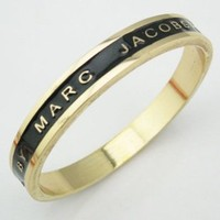 Black Marc Jacobs Bracelet/Bangle