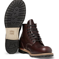 Red Wing Shoes Beckman Leather Boots | MR PORTER