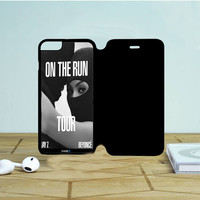 Jay-Z And Beyonce On The Run Tour iPhone 6 Flip Case Dewantary