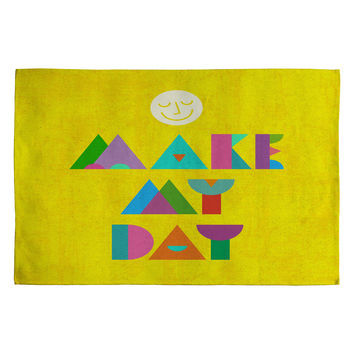 Nick Nelson Make My Day Woven Rug