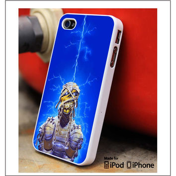 Iron Maiden Storm iPhone 4s iPhone 5 iPhone 5s iPhone 6 case, Galaxy S3 Galaxy S4 Galaxy S5 Note 3 Note 4 case, iPod 4 5 Case