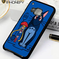 Totoro Bus Stop Sailor Moon HTC One M9 Case|iPhonefy