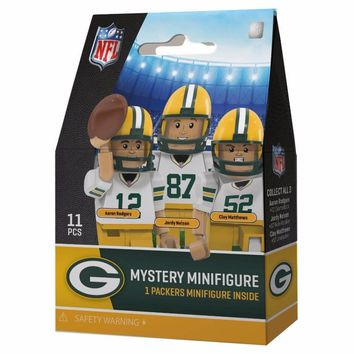 GREEN BAY PACKERS MYSTERY PACK OYO MINIFIGURE AARON RODGERS NELSON MATTHEWS ?