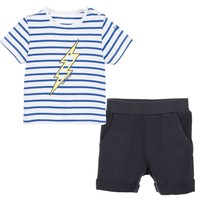 Zadig & Voltaire Baby Boys T-shirt & Shorts Set