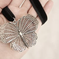 Butterfly Necklace