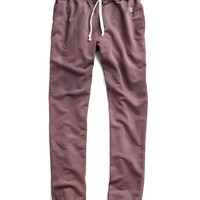 Champion Classic Garment Dyed Sweatpant in Crimson