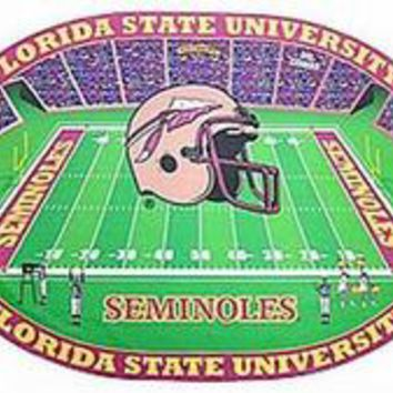 Florida State Seminoles Set of 4 Placemats
