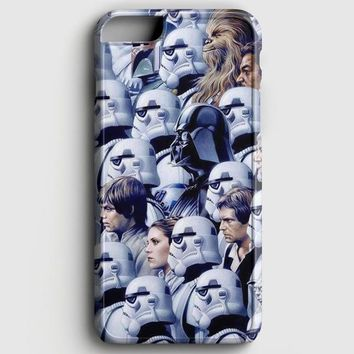Star Wars Pattern iPhone 8 Plus Case | casescraft