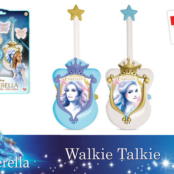 walkie talkie cinderella disney