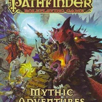 Mythic Adventures (Pathfinder Roleplaying Game)
