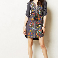 Gathered Vines Tunic