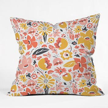 Heather Dutton Betty Outdoor Throw Pillow