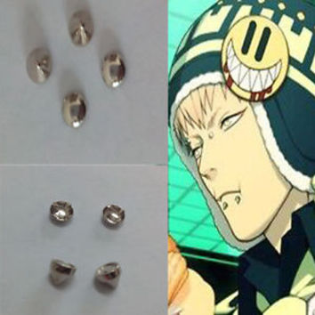 DRAMAtical Murder DMMD NOIZ Anime Cosplay Lip Nail & Nose Stud Free Shipping