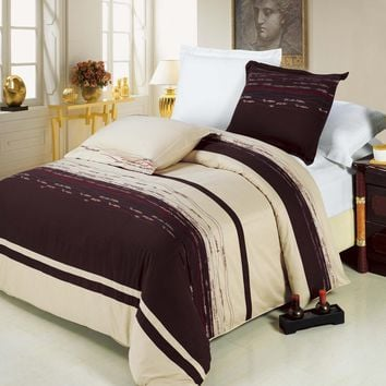 Clarice Embroidered 3-Piece Duvet cover Set