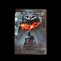 (DVD) The Dark Knight (Widescreen)