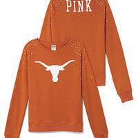 University of Texas Bling Crew - PINK - Victoria's Secret