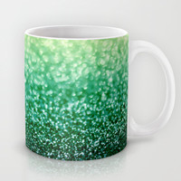 Blizzard over Evergreen Mug by Lisa Argyropoulos