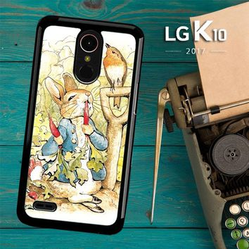 Beatrix Potter Peter Rabbit V1584 LG K10 2017 / LG K20 Plus / LG Harmony Case