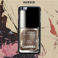 Chanel Nail Polish Quartz IPhone 6 Plus Case Auroid