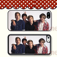 Seconds of Summer, 5sos, iPhone 5 case iPhone 5c case iPhone 5s case iPhone 4 case iPhone 4s case, Samsung Galaxy S3 \S4 Case --X50073
