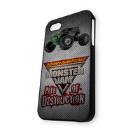 Traxxas Monster Jam Grave Digger iPhone 5/5S Case