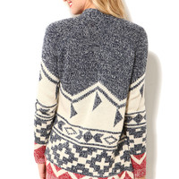 Country Knit Cardigan