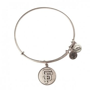 San Francisco Giants™ Cap Logo Charm Bangle