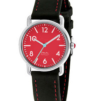 Witherspoon Ladies Watch Red by Michael Graves