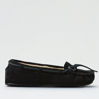 Minnetonka Cally Slipper , Black