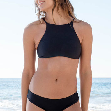 Stone Fox Swim - Namena Top | Onyx
