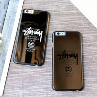 Stylish Stussy Mirror Case