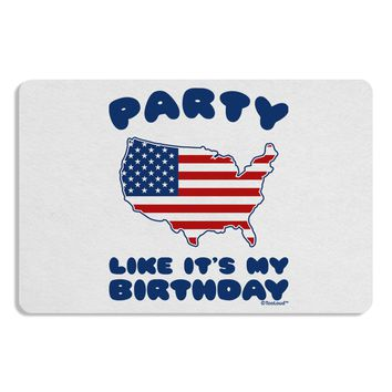 Party Like It's My Birthday - 4th of July Placemat
