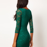ASOS Bodycon Dress in Lace