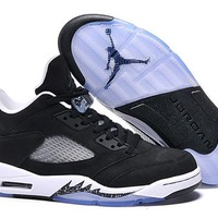 Air Jordan 5 Retro Low 819171-035 Men Leather Sneaker US8-12