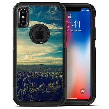 Country Skyline - iPhone X OtterBox Case & Skin Kits