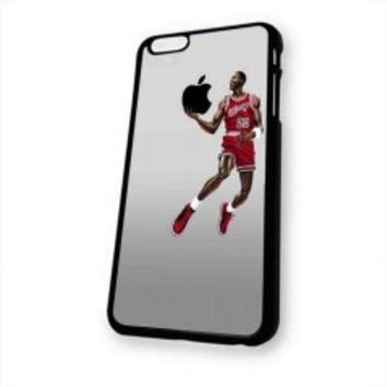 jordan apple for iphone 6 case