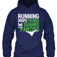 Running Drops Pounds But Seahawks Drops Panties