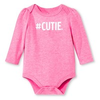 Newborn Girls Bodysuit