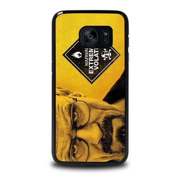 BREAKING BAD 2 Samsung Galaxy S7 Edge Case Cover