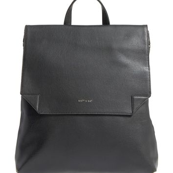 Matt & Nat 'Volta Slim' Vegan Leather Backpack | Nordstrom