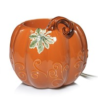Twirling Auburn Scenterpiece™ Warmer : Scenterpiece™ Easy MeltCup Warmer : Yankee Candle